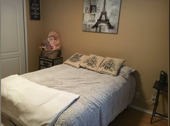EasyRoommate US - Room for rent , San Antonio - $600 pm