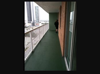 EasyRoommate US - Room for rent downtown Miami , Overtown - $950 pm
