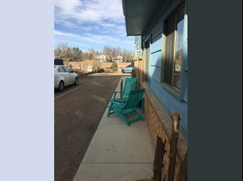 EasyRoommate US - Super cute townhouse right near the mountains!, Fort Collins - $500 pm