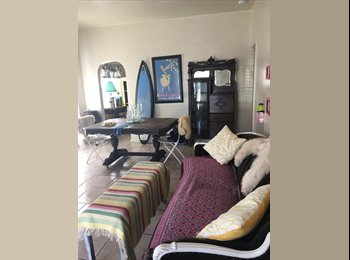 EasyRoommate US - Renting a nice airy bedroom in large apartment., Chula Vista - $550 pm