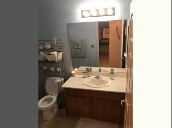 EasyRoommate US - Fully Furnished private bedroom and bathroom , Spring Valley - $750 pm