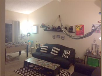 EasyRoommate US - Room for rent in a fun apartment. Chilled and relaxed , Santa Ana - $900 pm