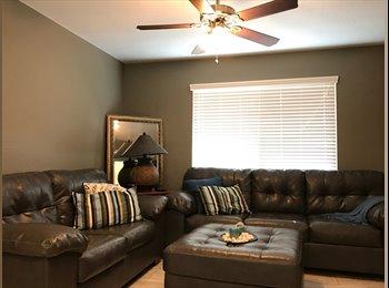 EasyRoommate US - Modern Home in Mesa , Green Acres Park - $650 pm