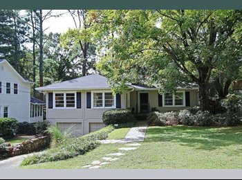 EasyRoommate US - 1 Bedroom in Newly Renovated Buckhead Home for Rent, Buckhead Forest - $950 pm