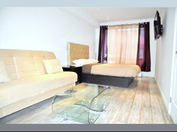 EasyRoommate US - Fully furnished studio , Hell's Kitchen - $1,650 pm