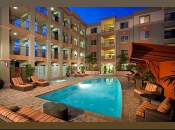 EasyRoommate US - 1BD/BATH - All Utilities/etc included - PET FRIENDLY - Luxury Apt - Santa Monica / West LA, Sawtelle - $1,900 pm