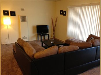 EasyRoommate US - Room in shared 2 bed 1 bath furnished apartment , Sawtelle - $1,295 pm