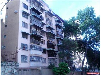 CompartoApto VE - SABANA GRANDE ALQUILO COMODA HABITACION A CABALLERO, Caracas - BsF 60.000 por mes