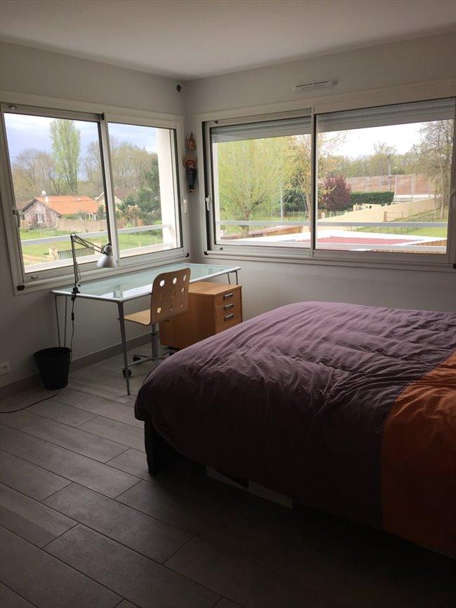 Colocation cadaujac exclusivement pour tudiant for Location de chambre pour etudiant