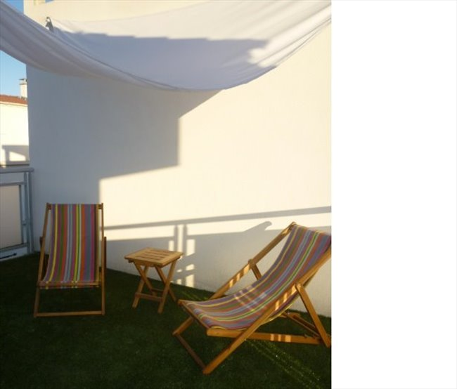 colocation saint ouen maison meubl e 3 chambres mairie de st ouen appartager. Black Bedroom Furniture Sets. Home Design Ideas