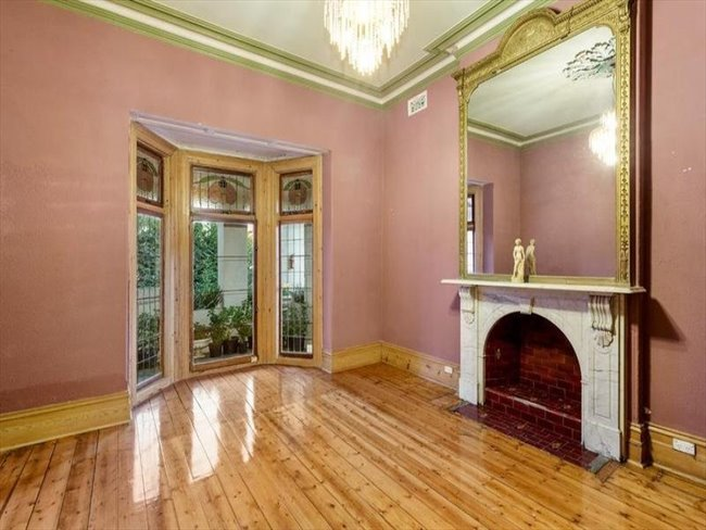 Room to rent in Melbourne - 1 ROOM AVAILABLE IN THIS SPECTACULAR HERITAGE LISTED MANSION IN THE HEART OF TOWN! - Image 3