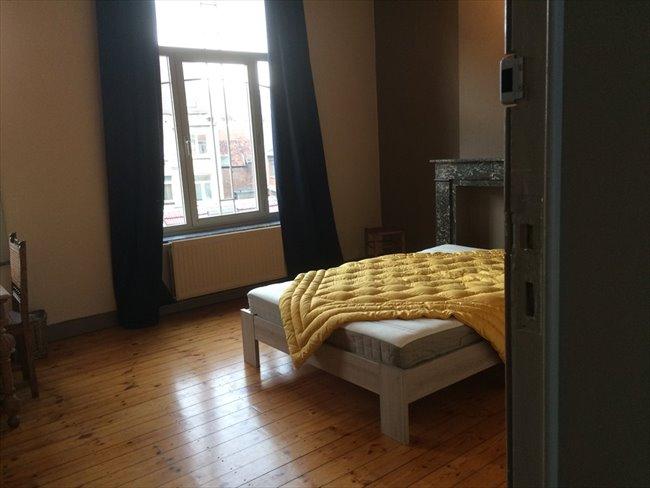 Colocation à Etterbeek - Superbe grande chambre lumineuse lit double Quartier européen | Appartager - Image 3