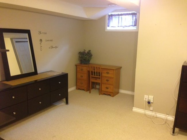 Room for rent in Saskatoon - bed room and  private bath available - Image 4