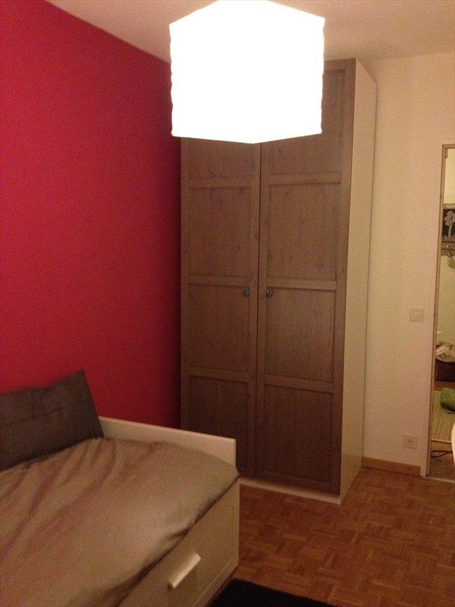 Colocation à Genève - Chambre meublée à sous-louer Genève | EasyWG - Image 2