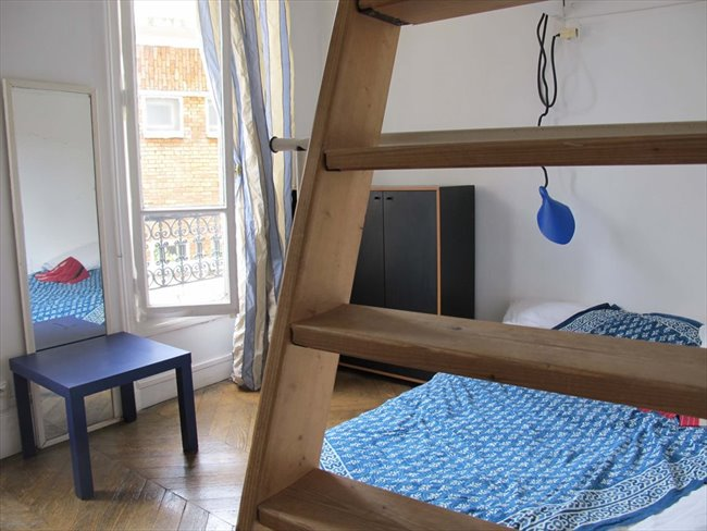Colocation à 4ème Arrondissement - Sorbonne /985euros / chambre d'hote chez l'habitant  | Appartager - Image 1