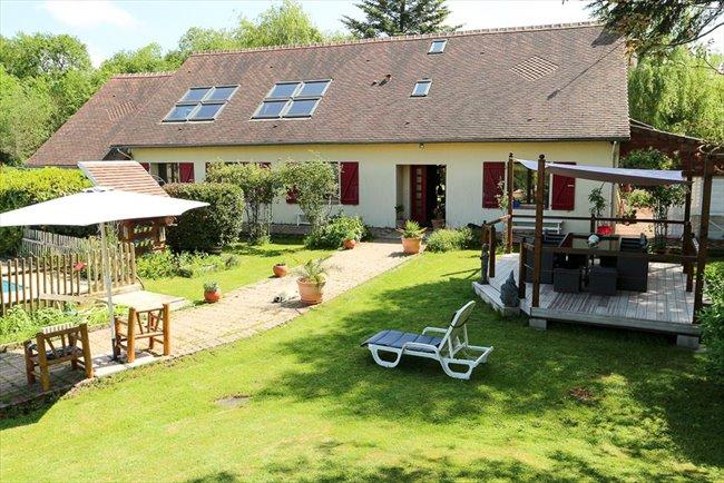 Colocation à Veigné - Superbe Loft T5 dans grande maison avec piscine | Appartager - Image 6