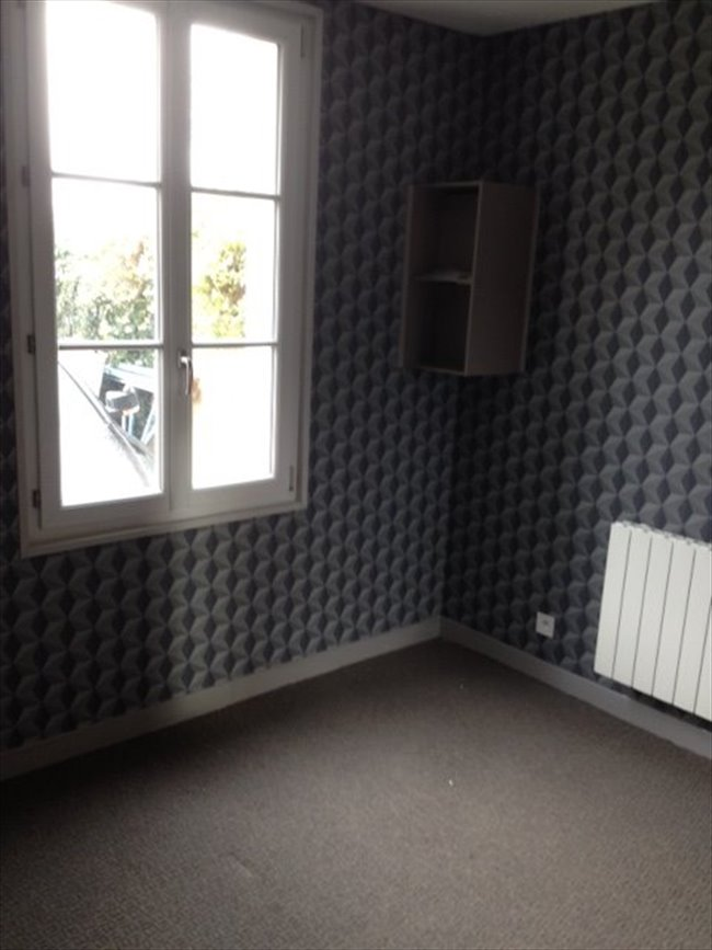 Colocation à Nazelles-Négron - loue chambre independante avec salle d'eau | Appartager - Image 1