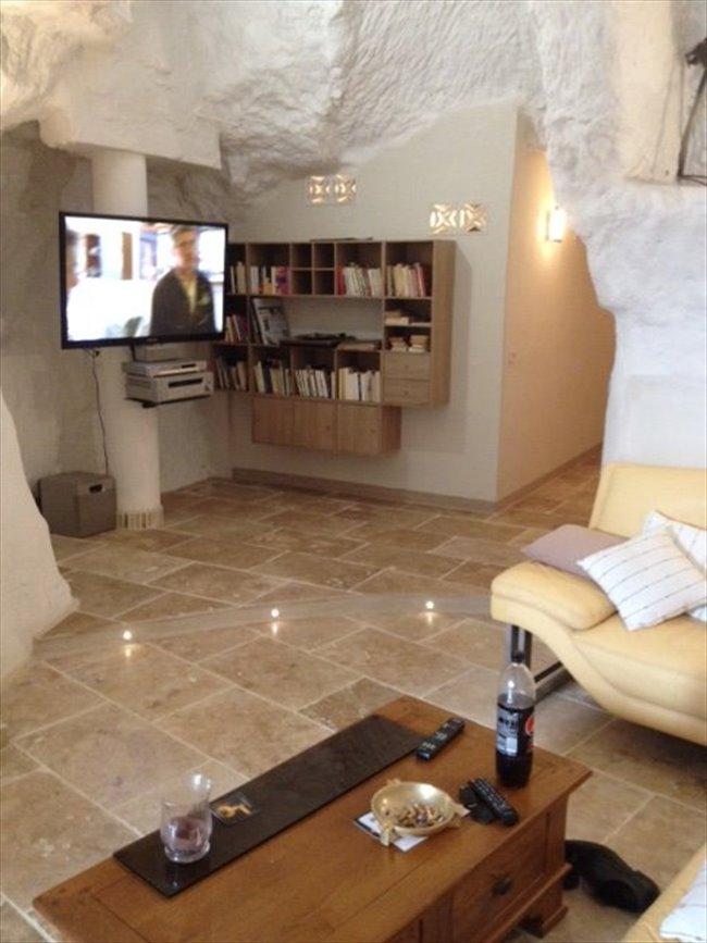 Colocation à Nazelles-Négron - loue chambre independante avec salle d'eau | Appartager - Image 3