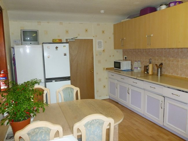 Room to rent in Dumfries -   Large double rooms to rent in town centre - Image 1