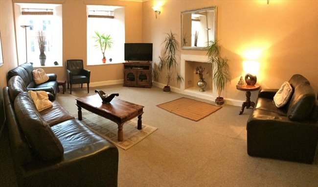 Room to rent in Dumfries - 2 rooms in town centre, considerate housemates  - Image 1