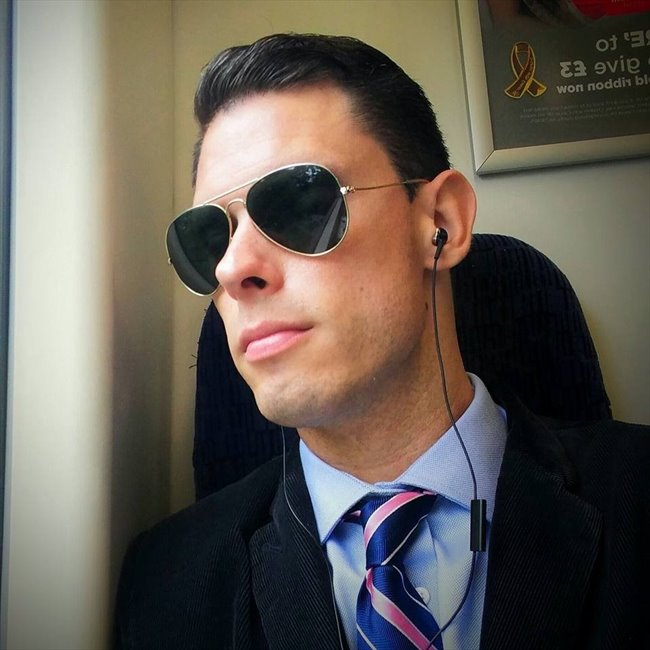 Chris - Professional - Male - Charing Cross - Image 1
