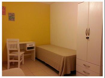 CompartoDepto AR - Alquilo Habitacion compartida para 2 personas. , Buenos Aires - AR$ 4.000 pm