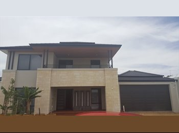 EasyRoommate AU - Brand new beautiful 4 bed 3 bath house with pool and aircon, Stirling - $200 pw