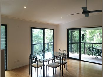 EasyRoommate AU - Ensuite, exp included, double room, walk in robe, own balcony, Woombye - $195 pw