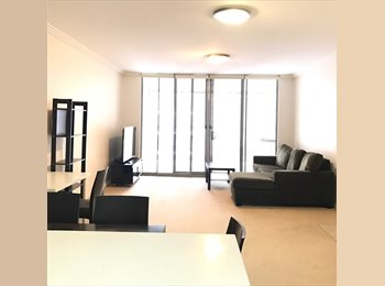 EasyRoommate AU - HQ on JOHN ROOM SHARE APARTMENT FULLY FURNISHED IN MASCOT, Rosebery - $180 pw