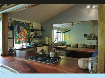 EasyRoommate AU - Room in a beautiful old Queenslander shared house, Townsville - $150 pw