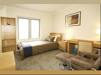 EasyRoommate AU - Single Furnished room in Brunswick East, Parkville - $275 pw