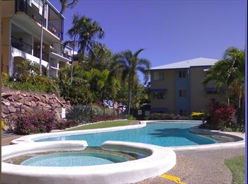 EasyRoommate AU - Furnished double room & wifi, Townsville - $140 pw