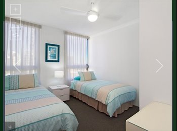EasyRoommate AU - Beach front apartment , Gold Coast - $320 pw