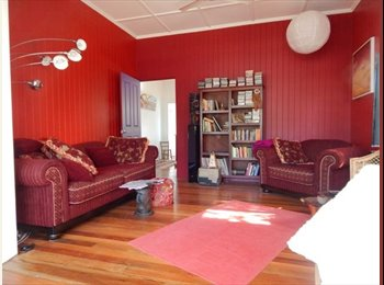 EasyRoommate AU - Welcoming home available in bright and airy Queenslander in Belgian Gardens., Townsville - $186 pw
