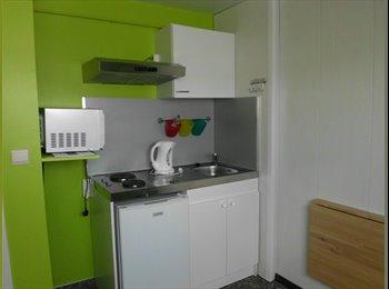 Appartager BE - logement meublé avec connexion internet à Mons, Mons - 350 € pm