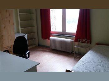 Appartager BE - CHAMBRE d'étudiant La Louvière, La Louvière - 350 € pm