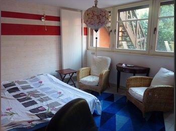Appartager BE - belle chambre à l'orée d'un bois, Jette - 500 € pm