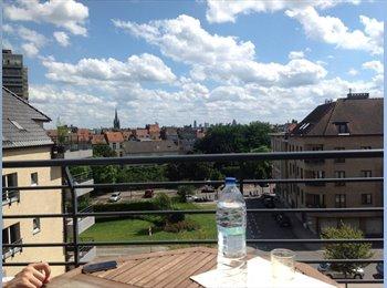 Appartager BE - Grand duplex 3ch avec Salle de bain individuelle, Bruxelles - 640 € pm