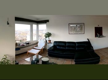 Appartager BE - Colocation appartement STANDING with priviliged vieuw of LIEGE  , Their-à-Liège - 400 € pm