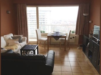 Appartager BE - A nice room in with a beatiful view in safe neighborhood, Jette - 440 € pm