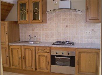 Appartager BE - Appartement 2 chambres rénové, Molenbeek Saint Jean - Sint Jans Molenbeek - 650 € pm