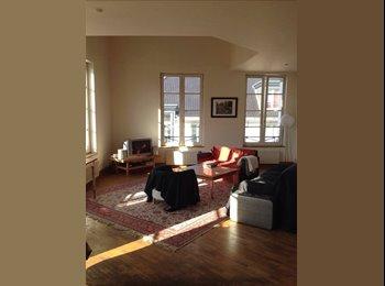 Appartager BE - Grande chambre disponible dans coloc près de Ste Catherine  - 01/07, Bruxelles - 660 € pm