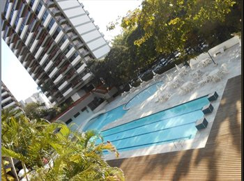 EasyQuarto BR - Vaga em apartamento de alto padrão, Perdizes - R$ 1.650 Por mês