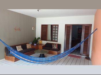 EasyQuarto BR - More ao lado do Parque das Dunas, Natal - R$ 650 Por mês