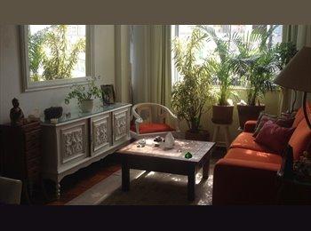 EasyQuarto BR - Ipanema - Divido apartamento, Ipanema - R$ 2.000 Por mês