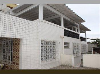 EasyQuarto BR - Casa ampla para estudantes na Ilha do Governador, Rio de Janeiro - R$ 800 Por mês