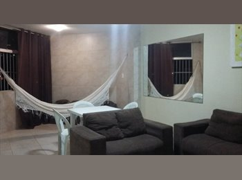 EasyQuarto BR - Apartamento - Divido, Natal - R$ 500 Por mês