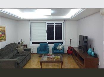 EasyQuarto BR - Alugo quarto no Bairro Bom Fim , Porto Alegre - R$ 1.000 Por mês