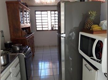 EasyQuarto BR - Quarto  para uma pessoa, Campo Grande - R$ 450 Por mês