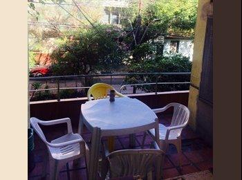 EasyQuarto BR - Hostel Ritz, Porto Alegre - R$ 450 Por mês